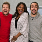 Lin-Manuel Miranda, Audra McDonald, Jane Krakowski & Jesse Tyler Ferguson Will Ride Along with James Corden for Carpool Karaoke!