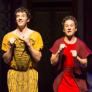 Photo Flash: New Shots of Christopher Fitzgerald and Michael Urie in '...FORUM' at Two River Theater