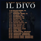 Il Divo Adds Fall Dates to New North and South American Tour