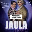 LA JAULA DE GRILLOS llega a Valencia el 25/02