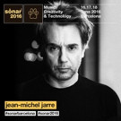 Jean-Michel Jarre to Perform At Sonar 2016 This June