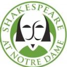 ND Shakespeare to Present SHAKESCENES, 7/18-19