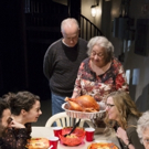 Photo Flash: THE HUMANS Poses for Thanksgiving Family Portrait
