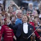 Violinist André Rieu Announces Maastricht Concert in Australian Cinemas