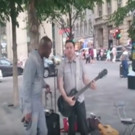 VIDEO: Seal Joins Montreal Street Singer for Impromptu Performance of 'Stand By Me'