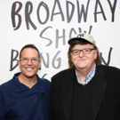 Photo Coverage: Michael Moore Announces Broadway Debut with THE TERMS OF MY SURRENDER