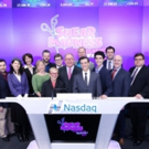 Photo Coverage: SHEAR MADNESS Cast Rings the NASDAQ Closing Bell
