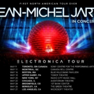 Jean-Michel Jarre Kicks Off First North American Tour Ever To Rave Reviews