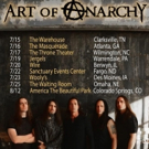 Art of Anarchy Announce Tour Dates For July/August 2017