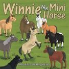Andra and Morgan Ebert Pen WINNIE THE MINI HORSE