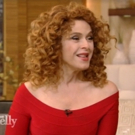 VIDEO: Bernadette Peters Shares Voice Warm-Up Ritual on LIVE