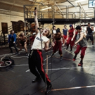 Photo Flash: First Look at Rehearsal Photos for BAT OUT OF HELL