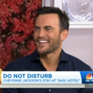 VIDEO: Cheyenne Jackson Talks AHS, Return to the Stage in 'SECRET GARDEN' & More on 'Today'