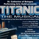 St Catherines PAG Presents TITANIC THE MUSICAL