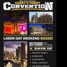 7th Annual Coast 2 Coast Music Convention Invades Miami Labor Day Weekend