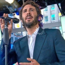 VIDEO: Josh Groban Performs 'Pure Imagination' Live in Times Square