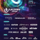 Electronic Music Festival ULTRA Japan Announces Phase One Lineup