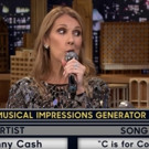 VIDEO: Celine Dion Channels Sia, Cher & More on Wheel of TONIGHT SHOW's Musical Impressions