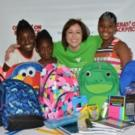 Photo Coverage: Paige Davis Teams with Volunteers of America for Operation Backpack 2015!