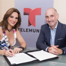 Mexican Actress & Singer Mariana Seoane Signs Exclusive Contract with Telemundo