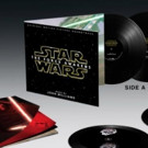New Hologram Vinyl Version of STAR WARS: THE FORCE AWAKENS Original Motion Picture Soundtrack Out Today