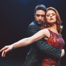 Photo Flash: Sneak Peek at Anna Trebunskaya and Dmitry Chaplin in FOREVER TANGO at Herbst Theatre