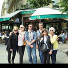 Left Bank Writers Retreat in Paris Says 'All You Have to Do is Write One True Sentence'