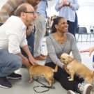 Photo Flash: Audra McDonald Auditions Pooches for 'LADY DAY' Companion in London