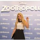 Shakira Attends Barcelona Premiere of Disney's ZOOTOPIA
