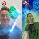 Sony's GHOSTBUSTERS Offers First-Ever Front & Rear-Facing Lens on Snapchat