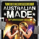 30th Anniversary Edition of AUSTRALIA MADE to Screen for One Night Only 25/11