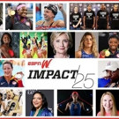 Olympic Medalist Simone Biles tops espnW's 2016 IMPACT25 List as 'Woman of the Year'