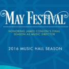 The 2016 MAY FESTIVAL to Conclude This Weekend at Music Hall