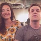 VIDEO: Ryan Vasquez and Solea Pfeiffer Mash Up DEAR EVAN HANSEN and HAMILTON