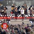 VIDEO: One Direction Performs 'Steal My Girl', 'Story of My Life' Live on GMA