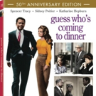 50th Anniversary Edition of Classic Film GUESS WHO'S COMING TO DINNER to Hit Blu-ray