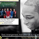 Armand Hutton Scores GRAMMY Nomination for Work with A Capella Group Committed