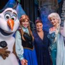 PHOTO: Will the Real Elsa Please Stand Up! Idina Menzel Meets Her FROZEN Counterpart
