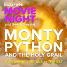 Buzzfeed & Seeso Partner to Stream Monty Python's HOLY GRAIL on Facebook Today