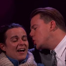 VIDEO: Channing Tatum Whispers Sweet Nothings Into Ear of Lucky Fan!