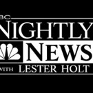 NBC NIGHTLY NEWS  is #1 During Week of State of the Union Coverage