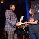 Motown Legend Smokey Robinson Presents $1 Million Check for Music Education