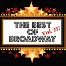 Center Stage Opera to Present THE BEST OF BROADWAY, 2/20