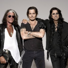 The Hollywood Vampires to Make Late Night Debut on 'STEPHEN COLBERT', 7/11