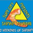 BWW Previews:  SURF CITY in Jersey City has a Shrimp Tsunami