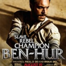 Photo Flash: New Poster Art Revealed for Epic Adventure BEN-HUR
