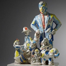 Canton Museum of Art Acquires New Ceramic Sculpture by Viola Frey
