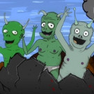 Comedy Central to Premiere New Animated Series JEFF & SOME ALIENS, 1/11