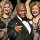 Photo Flash: Razzle Dazzle 'Em! First Look at NFL Legend Eddie George in Broadway's CHICAGO