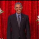 VIDEO: President Obama Sends Special Valentine's Day Message on ELLEN